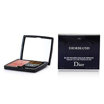 Christian Dior DiorBlush vibrante color polvo Blush - # 566 Brown Milly - 7g / 0, 24 oz