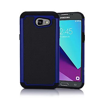 32nd Shock Proof case for Samsung Galaxy J3 2017 J327P - Deep Blue