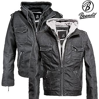Brandit men's Black Rock jacket