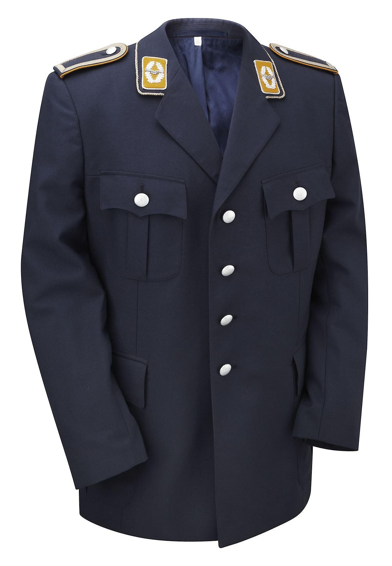 Gerhomme Military émis veste marine de Luftwaffe