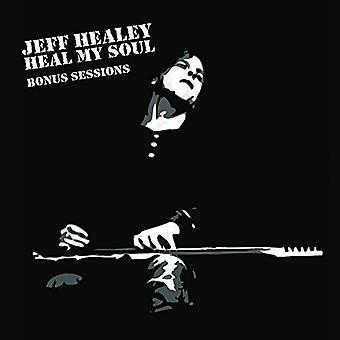 Jeff Healey - helbrede min sjæl Bonus [Vinyl] USA import