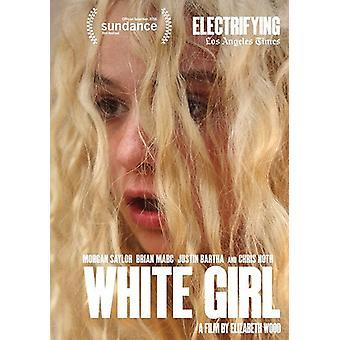 Vit flicka [DVD] USA import