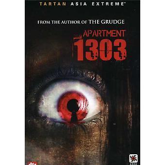 Lejlighed 1303 [DVD] USA importerer