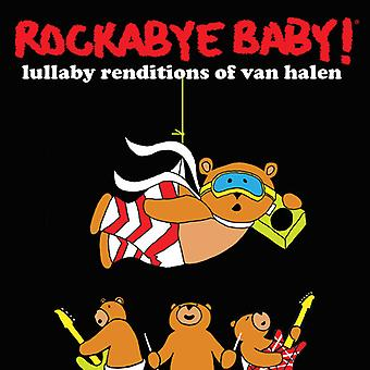 Rockabye Baby! - Lullaby Renditions of Van Halen [CD] USA import