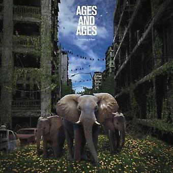Ages & Ages - noget til Ruin [Vinyl] USA import