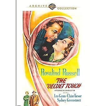Velvet Touch [DVD] USA import