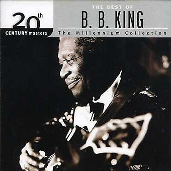 B.B. King - importazione USA Millennium Collection-20th Century Masters [CD]