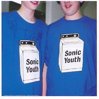 Sonic Youth - wasmachine [CD] USA import