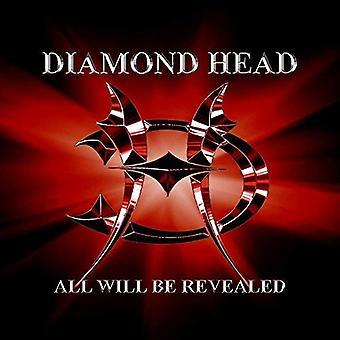 Diamond Head - alle vil blive afsløret [Vinyl] USA importerer