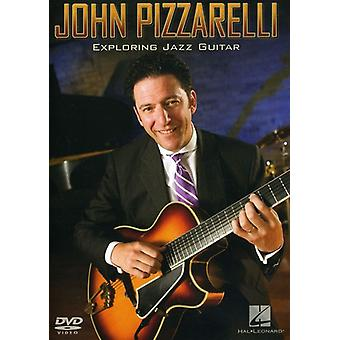 Pizzarelli John-Exploring jazzgitaar [DVD] USA import