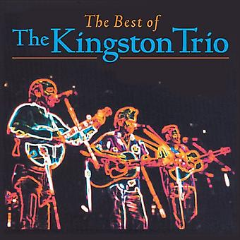 Kingston Trio - bedste af Kingston Trio [CD] USA importen