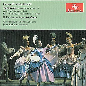 Handel / Sollek / Snaidas - Terpsicore [CD] USA import