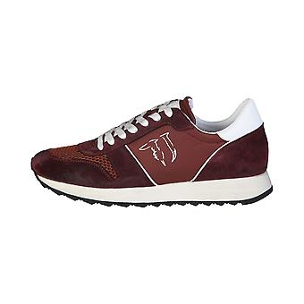 Trussardi Sneakers Red Men
