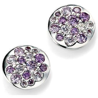 925 Silver Zirconia Earring Trend