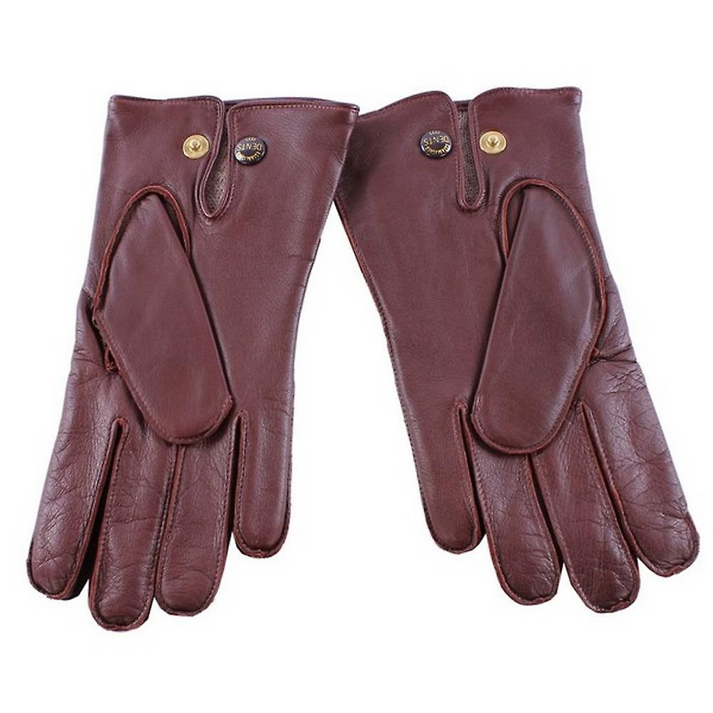 Dents Mendip Leather Dress Gloves - English Tan