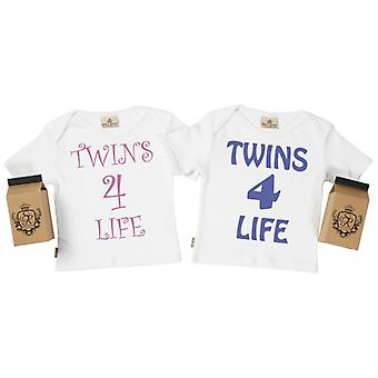 Spoilt Rotten Twins 4 Life Baby T-Shirt