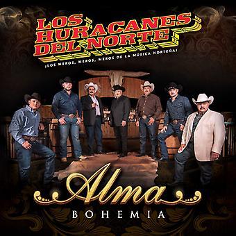 Los Huracanes Del Norte - Alma Bohemia [CD] USA importerer