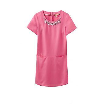 Joule-zeichnet Woven-Tunika-Kleid (U)