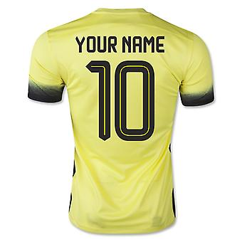2015-16 Inter Milan 3rd Shirt (Your Name)