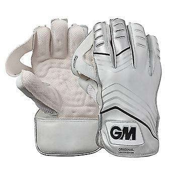 Gunn and Moore 2017 Original LE Wicket Keeping Gloves Oversize Mens