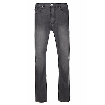 Sweet SKTBS tarmac taper mens jeans grey 5-Pocket-style