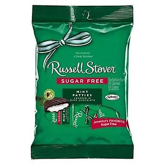 Russell Stover Chocolate Sugar Free Mint Patties
