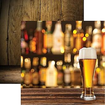 Craft Beer Double-Sided Cardstock 12