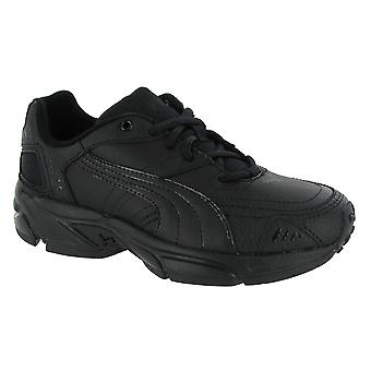 Puma Axis/Hahmer Mens Lace-Up Non-Marking Trainer / Mens Trainers / Mens Sports