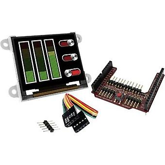 PCB design board 4D Systems uOLED-160-G2-AR