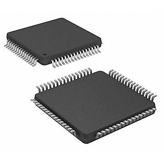 Embedded microcontroller DSPIC30F6012-30I/PF TQFP 64 (14x14) Microchip Technology 16-Bit 30 MIPS I/O number 52