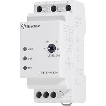Finder 71.31.8.400.2000 - 10A Asymmetry Monitoring Relay, 3-Phase 400V, SPDT-CO 250Vac