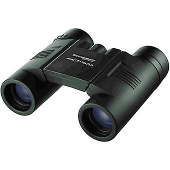 Binoculars Eschenbach Arena F+ 10x25 B 25 mm Black (rubberized)