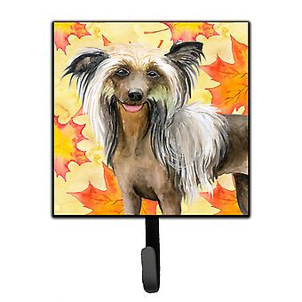 Carolines Treasures  BB9920SH4 Chinese Crested Fall Leash or Key Holder
