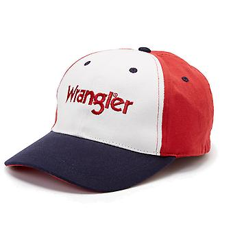 Wrangler Colorblock Cap - Navy