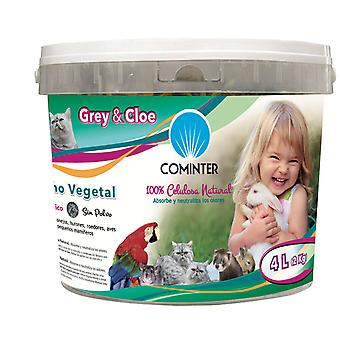 Cominter Grey & Cloe Lecho Papel  Vegetal para Roedores (Small pets , Bedding)