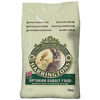 Harringtons ottimale coniglio cibo