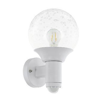 Eglo Al ściana światło/1 M.Sensor Ws/Klar Sossano