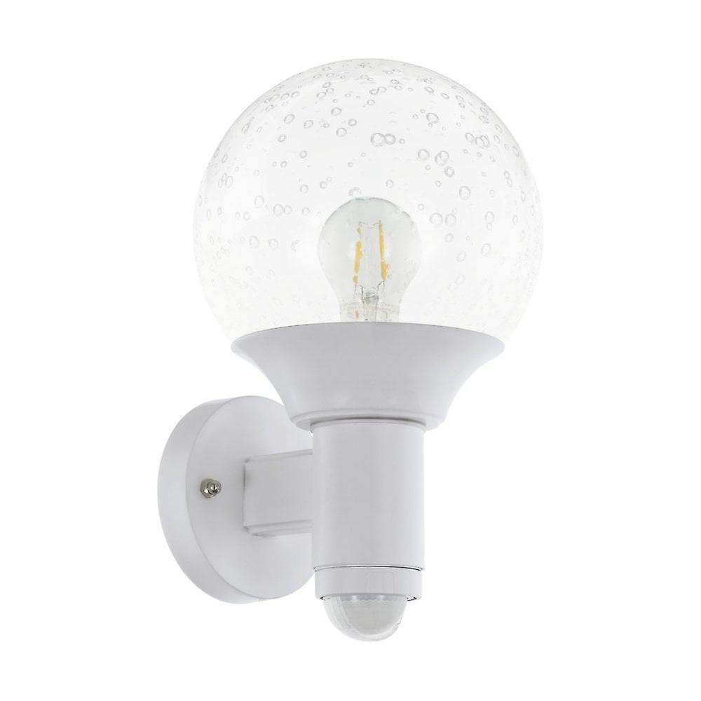 Eglo Al Wall lumière 1 M.Sensor Ws Klar Sossano