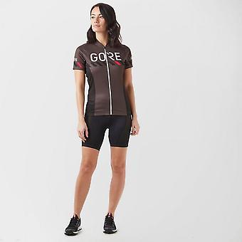 Gore kvinders C3 mærke cykling Jersey