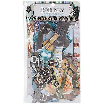 Life In Color Noteworthy Die-Cuts-