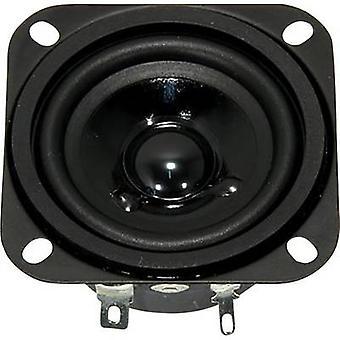 VISATON FR 58 / 4 OHM 2,3 5,8 cm Breitband-Lautsprecher Chassis 10 W 4 Ω