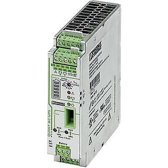 Rail-mount UPS (DIN) Phoenix Contact QUINT-UPS/ 24DC/ 24DC/10