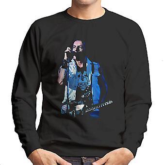 TV Times Joe Strummer Of The Clash Men's Sweatshirt