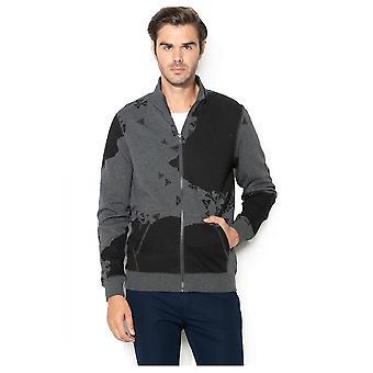Zipped jacket Camouflage U84q11 Fl01f - Guess Jeans