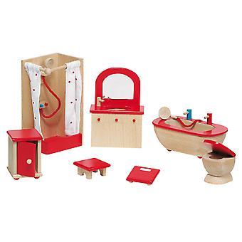 Doll House meubles salle de bain