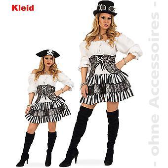 Pirate Costume women's Pirate Costume Seeräuberin pirate Lady costume