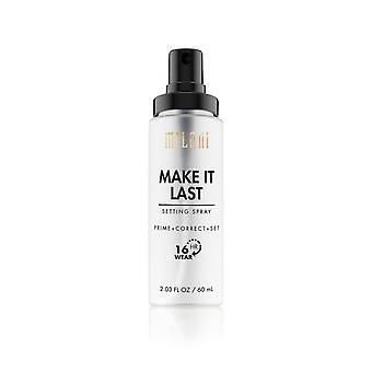 Milani machen es laden Einstellung Spray 60 ml