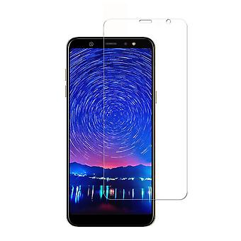 Samsung Galaxy A9 2018 tempered glass screen protector Retail