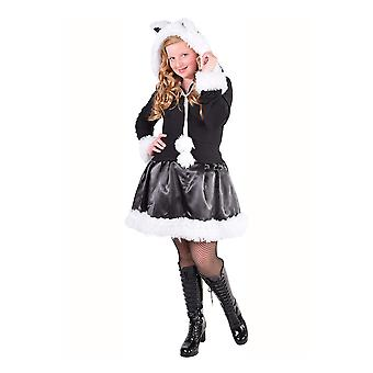 Children's costumes Girls kitten costume for girls