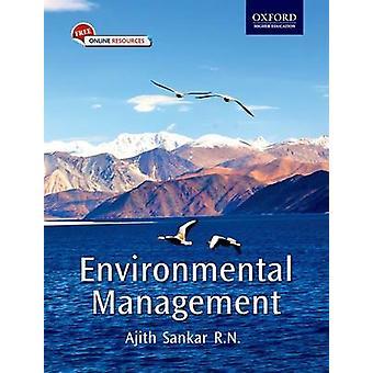 Environmental Management by Ajith Sankar R. N. - 9780199458912 Book